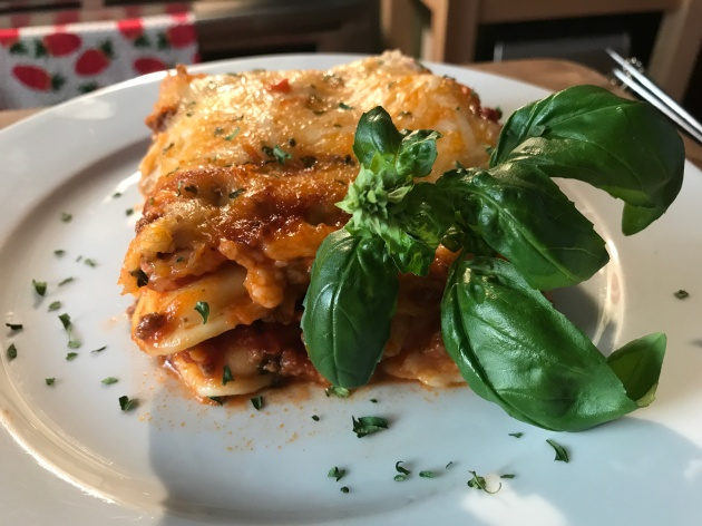 Cheese Ravioli Lasagna